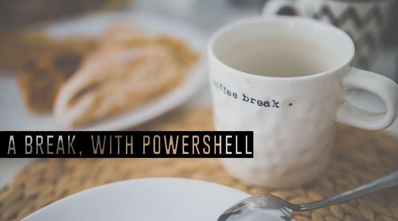 Comment faire une pause dans un script PowerShell ?