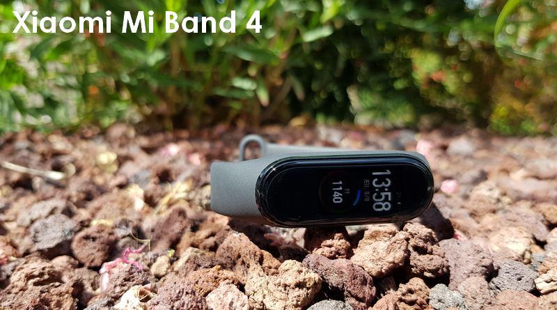 Test Xiaomi Mi Band 4, le bracelet connecté à 40 euros