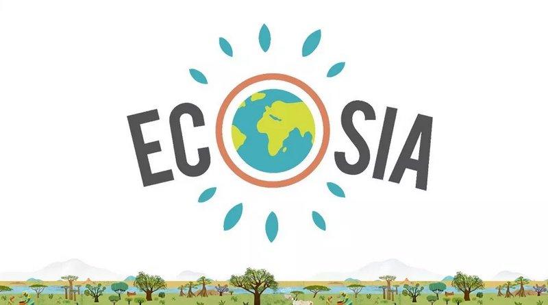 """Résultat de recherche d'images pour """"ecosia"""""""