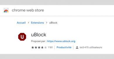 Chrome Web Store : un faux AdBlock et un faux uBlock circulent