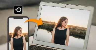 LetsView pour diffuser l'écran de son smartphone sur son PC