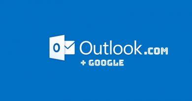 Outlook.com s'ouvre à Gmail et Google Drive