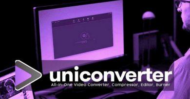 Wondershare UniConverter : conversion vidéos, montage et gravure au programme