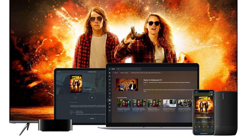Plex devient un service de streaming gratuit, films et séries au programme