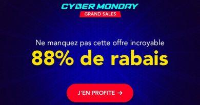 Cyber Monday : -88% sur l'abonnement PureVPN (utile pour Disney+)