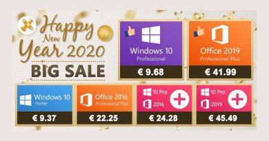 Soldes GoodOffer24 : Windows 10 à seulement 9 euros