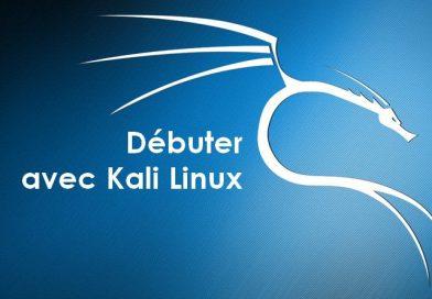 Débuter avec Kali Linux