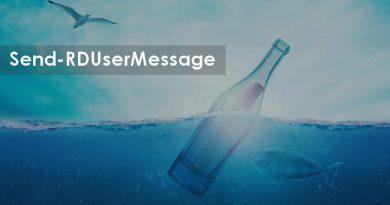 Serveur RDS : envoyer un message sur toutes les sessions avec PowerShell