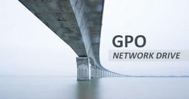 Comment monter un lecteur réseau par GPO ?