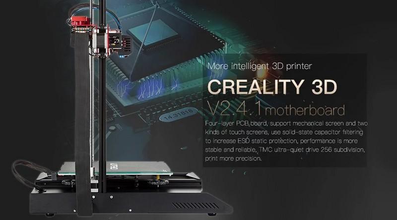 Bon Plan Imprimante 3d Creality Cr 10s Pro A 436 Euros Bons Plans It Connect