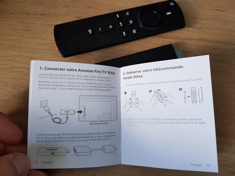 Test Fire TV Stick