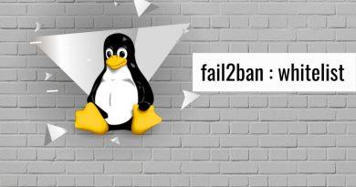 Fail2ban Whitelist : comment mettre des adresses IP sur liste blanche ?