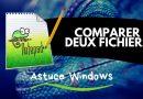Comment comparer deux fichiers avec Notepad++ ?