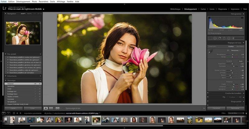meilleurs logiciels de retouche photo