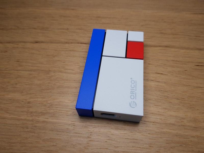 Test Orico CN300