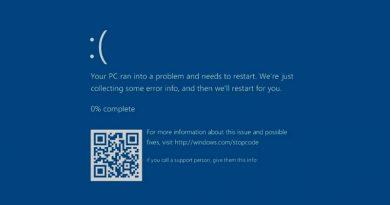 Windows 10 : si vous accédez à ce dossier, c'est l'écran bleu assuré !