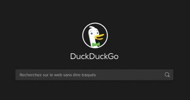 Moteur de recherche : DuckDuckGo progresse de 62% en 2020