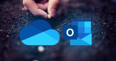 Les premières nouveautés de 2021 sur OneDrive et Outlook en ligne