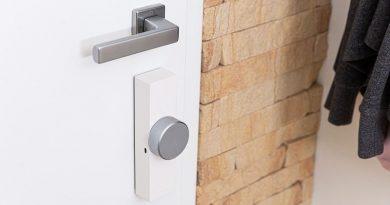 Nouveauté : Somfy Door Keeper, une serrure connectée