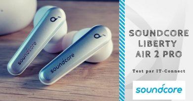 Test Soundcore Liberty Air 2 Pro