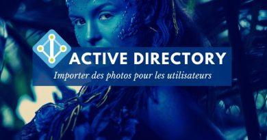 Active Directory : comment importer des photos de ses utilisateurs ?