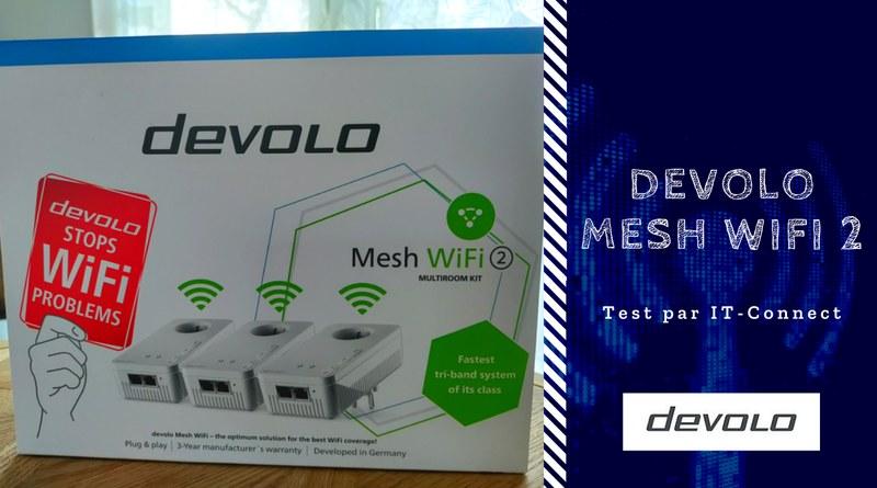 Test Devolo Mesh Wifi 2