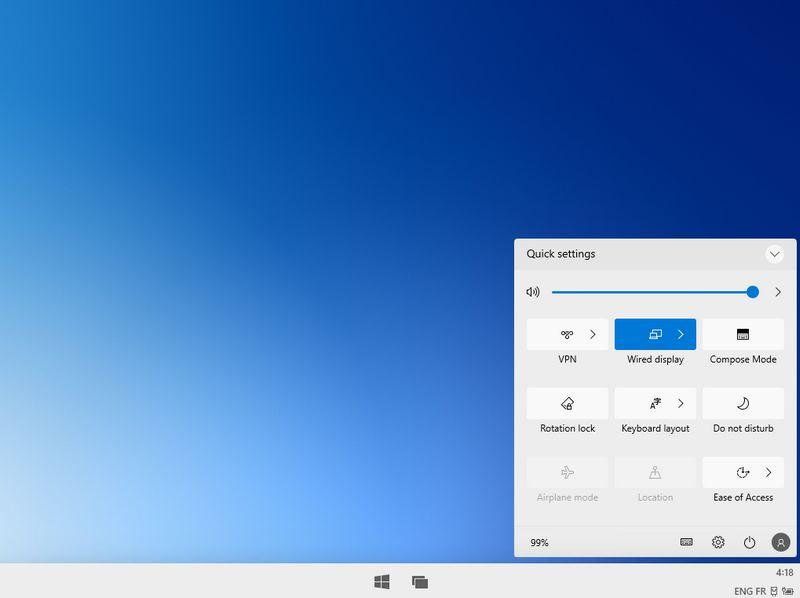 Windows 10X Preview