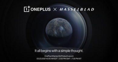OnePlus 9 : il sera présenté le 23 mars prochain, en partenariat avec Hasselblad