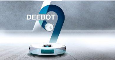 Ecovacs dévoile le DEEBOT T9, son nouvel aspirateur robot haut de gamme