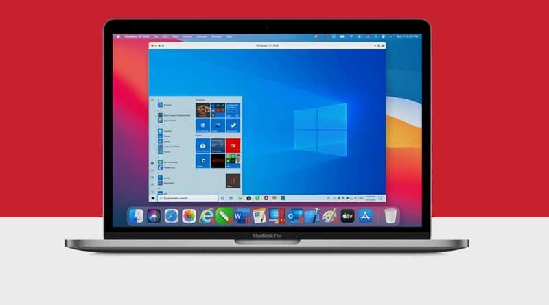 Parallels Desktop 16.5 capable de virtualiser Windows 10 sur les Mac avec une puce Apple M1