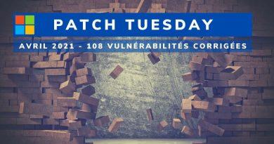 Patch Tuesday – Avril 2021 : la NSA découvre 4 nouvelles failles dans Exchange