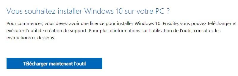 Télécharger Windows 10 21H1