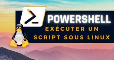 Comment exécuter un script PowerShell sous Linux ?
