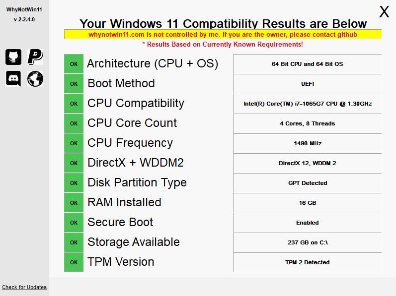 Mon PC est-il compatible Windows 11 ?