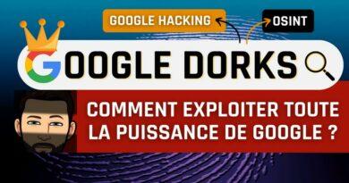 Google Dorks – Google Hacking : exploiter toute la puissance de Google