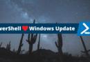 Microsoft va déployer les mises à jour de PowerShell via Windows Update