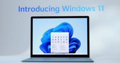 #MicrosoftEvent : les nouveautés de Windows 11
