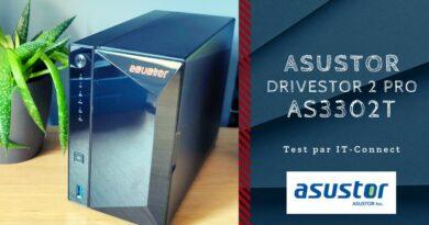 NAS – Test ASUSTOR AS3302T alias Drivestor 2 Pro