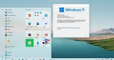 Windows 11 : rassurez-vous, le menu Démarrer de Windows 10 est là !
