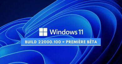 Windows 11 est désormais disponible en version bêta