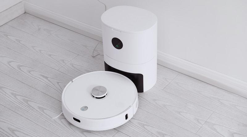 IMILAB V1, le premier aspirateur robot de la marque !