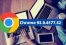 Google met à jour Chrome 93 pour corriger deux failles zero-day