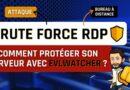 Comment bloquer les attaques Brute Force RDP avec EvlWatcher ?