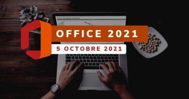 Microsoft Office 2021 sortira le 5 octobre, comme Windows 11 !