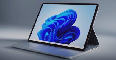 Surface Event : Microsoft dévoile sa Surface Pro 8, sa Surface Laptop Studio, etc.