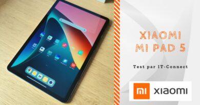 Test Xiaomi Mi Pad 5 : une tablette 11 pouces très séduisante !