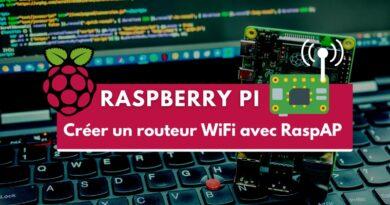 Créer un routeur Wifi avec un Raspberry Pi et RaspAP