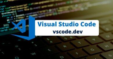 Visual Studio Code accessible à partir d'un navigateur !